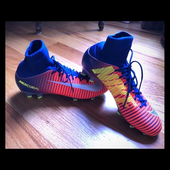 c55c7fa1c6f9 Nike Shoes | Mercurial Youth Soccer Cleats | Poshmark